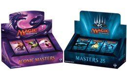 Offerta Masters 25 e Iconic Masters