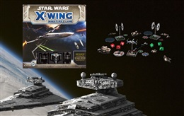 Ora disponibile X-Wing!