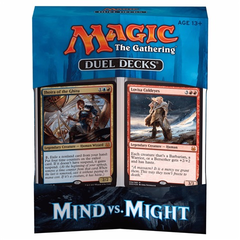 Prevendita Duel Decks: Mind vs. Might