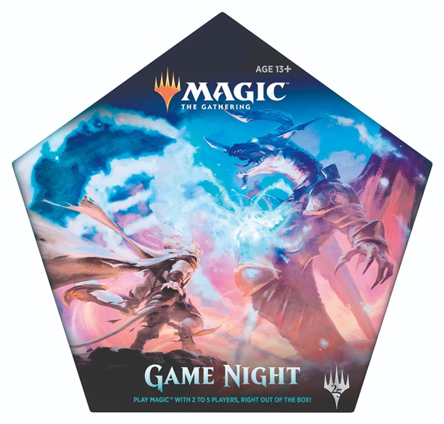 Game Night e Gift Box