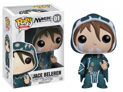 funko-pop: Funko POP - Magic - Jace Beleren 01