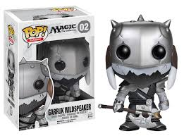 funko-pop: Funko POP - Magic - Garruk Wildspeaker 02
