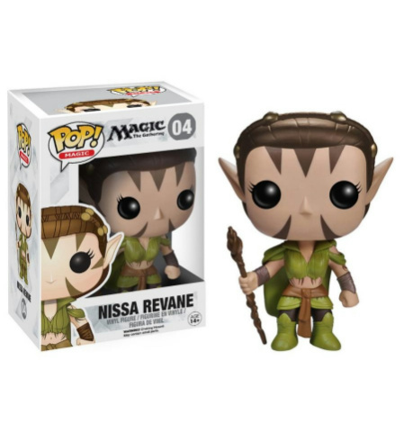 funko-pop: Funko POP - Magic - Nissa Revane 04