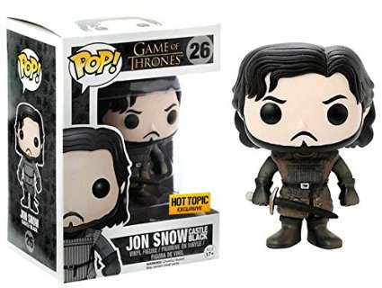 funko-pop: Funko POP - Game of Throne - Jon Snow 26