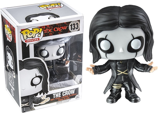 funko-pop: Funko POP - The Crow -The Crow 133