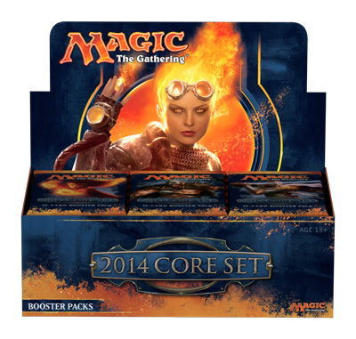 prodotti-magic-box-buste: Box Magic - 2014 Set Base (36 buste)
