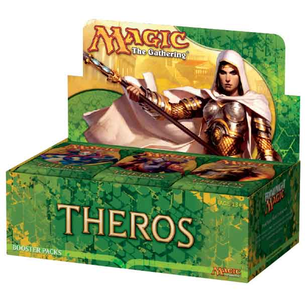 prodotti-magic-box-buste: Box Magic - Theros (36 buste)