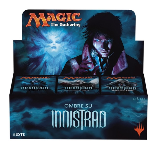 prodotti-magic-box-buste: Box Magic - Ombre su Innistrad (36 Buste)