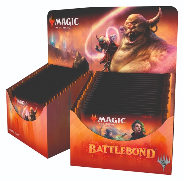 prodotti-magic-box-buste: Box Magic - Battlebond (36 Buste)