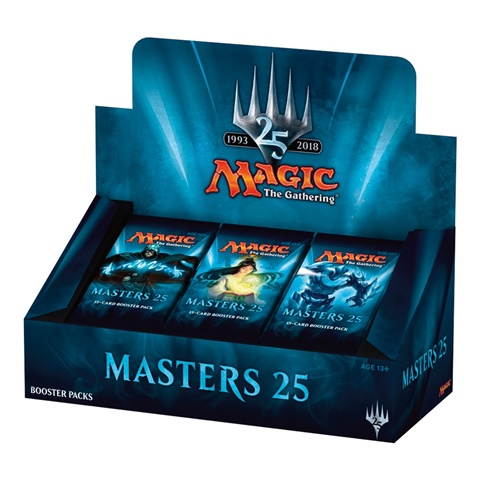 prodotti-magic-box-buste: Box Magic - Masters 25 (24 buste)