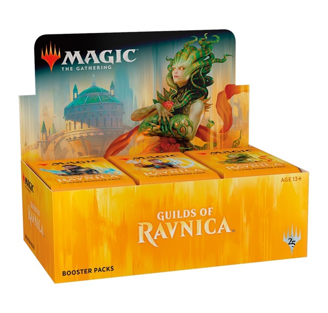 prodotti-magic-box-buste: 6x Box Magic - Gilde di Ravnica (36 Buste)