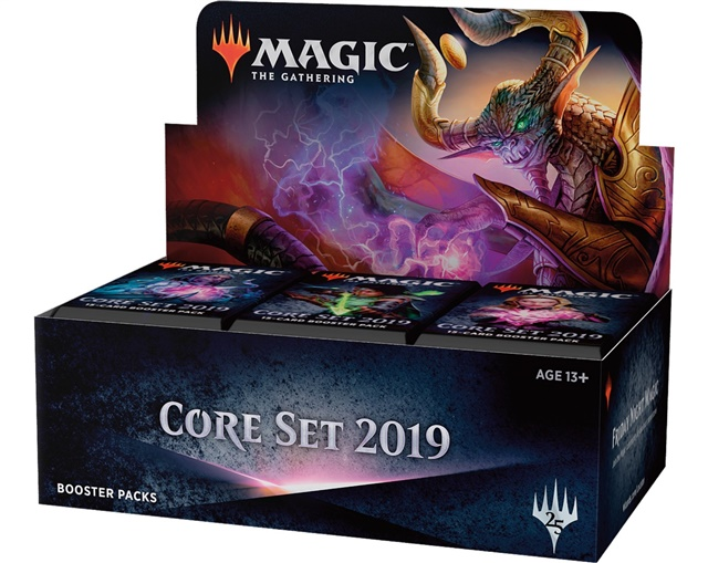 prodotti-magic-box-buste: Box Magic - Set Base 2019 (36 Buste)