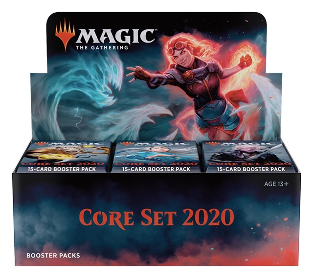 prodotti-magic-box-buste: Box Magic - Set Base 2020 (36 Buste)