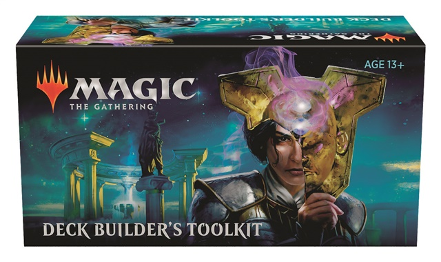 prodotti-magic-altri-prodotti: Deck's Builder Toolkit - Theros: Oltre la Morte
