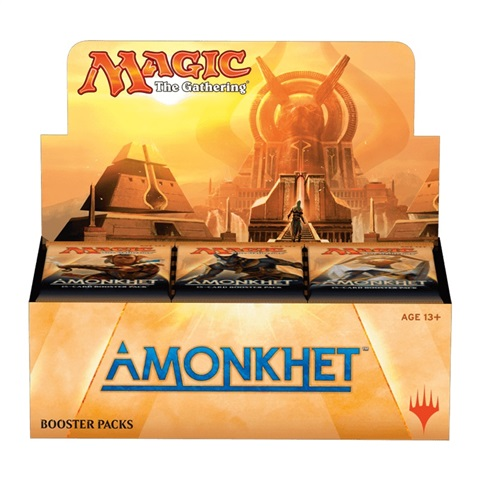 prodotti-magic-box-buste: Box Magic - Amonkhet (36 Buste)
