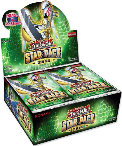 box-buste: Box Star Pack 2013