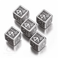 Set 5d6 Dwarven - Metal
